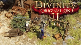Robbed! – Divinity Original Sin 2 Co-op Gameplay – Let's Play Part 10