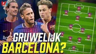 FC BARCELONA 2019/2020: Neymar, Griezmann, Messi, Frenkie & Suarez in 1 Team?