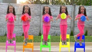 Five little monkeys 🙈 동요와 어린이 노래 | Kids Song #2