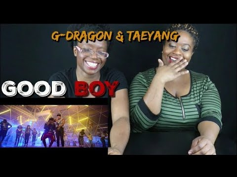 GD X TAEYANG - GOOD BOY MV Reaction!