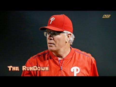 Phillies' Much Needed Changes   The RunDown