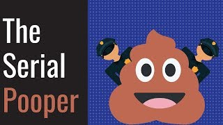 Serial Pooper Suing the Police Department Who Arrested Him?!