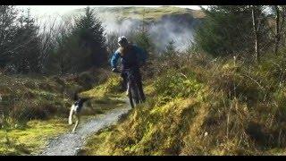 MBWales: Mountain Biking in Cwm Rhaeadr, Carmarthenshire