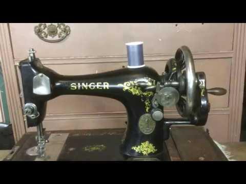 singer sewing machines dating