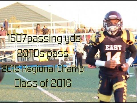 Darius Jones Clark 2015 Highlight Reel