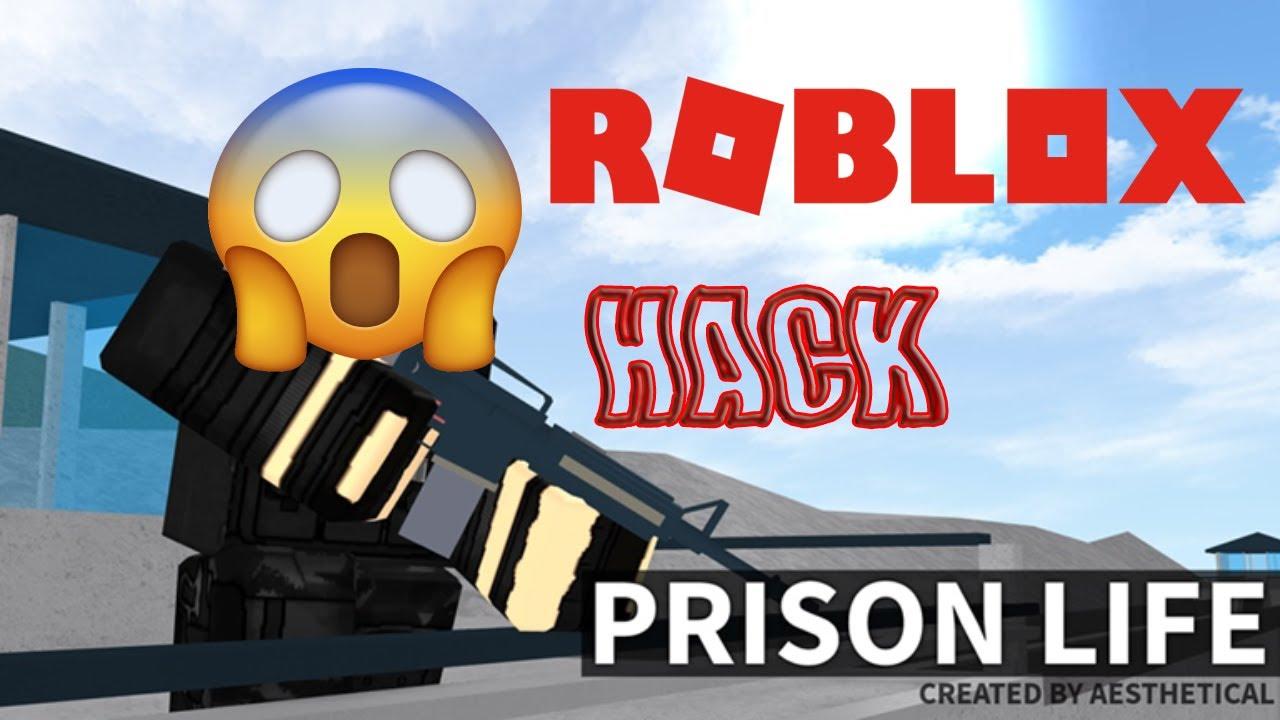 Roblox Prison Life Hack Exploit Script Pastebin Youtube