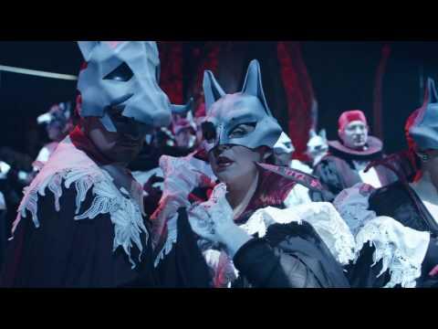 Триллер опера «Бал - маскарад»