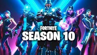 Trailer Fortnite Temporada X