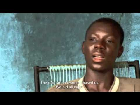 SLAVERY IN THE COCOA BEAN INDUSTRY