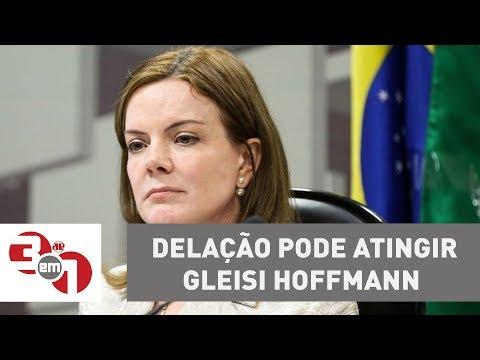 Delator Da Lava Jato Pode Implicar A Presidente Do PT Gleisi Hoffmann