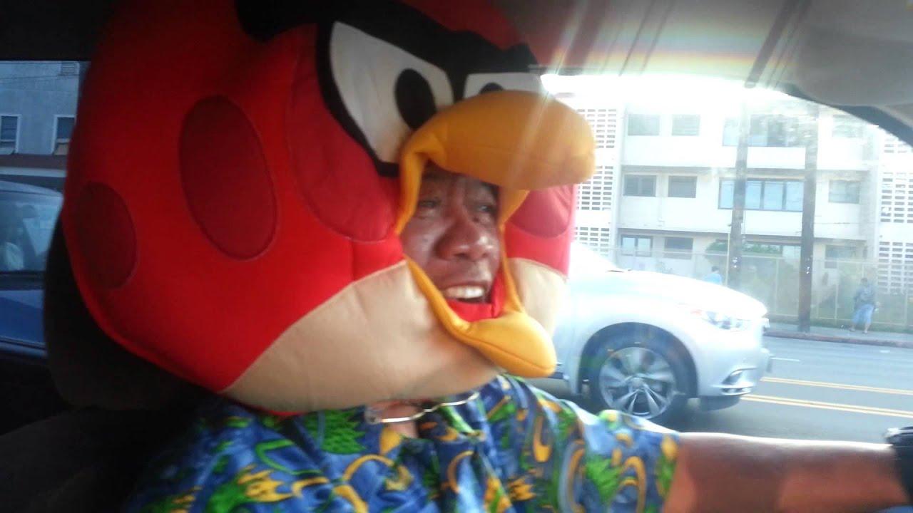 Angry Bird Mel