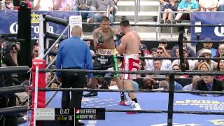 FULL FIGHT: Robert Guerrero vs Aron Martinez - 6/6/2015 - PBC on NBC