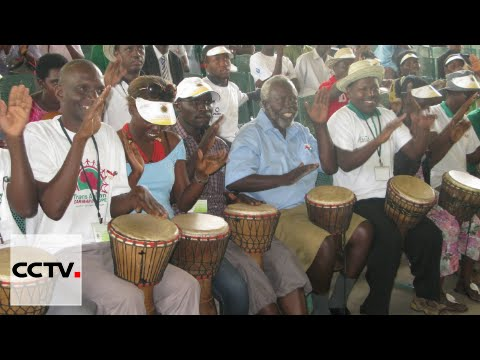 Humanities and Geography 04/27/2016: Art, Music And Culture In Zimbabwe