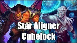 [Hearthstone] Star Aligner Cubelock