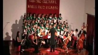 Cabecita de Madera -Pinocho- Coro El Pinillo (Torremolinos) 2/11