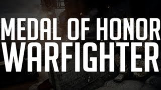 Medal of Honor: Warfighter Live Commentary!