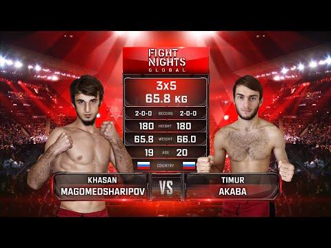 БРАТ ЗАБИТА! Хасан Магомедшарипов vs. Тимур Акаба / Khasan Magomedsharipov vs. Timur Akaba