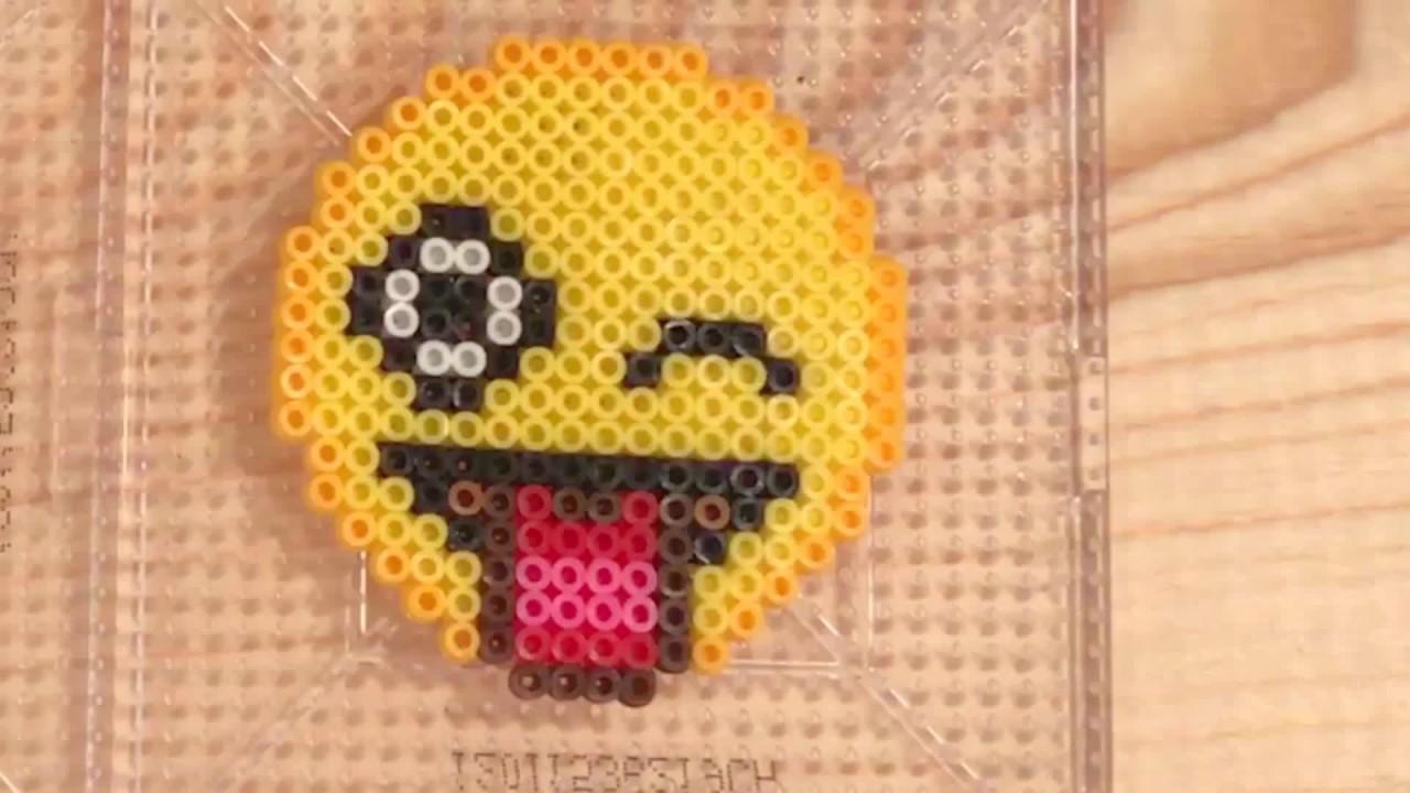 Emoji Perler Bead Patterns Magnificent Decorating Ideas
