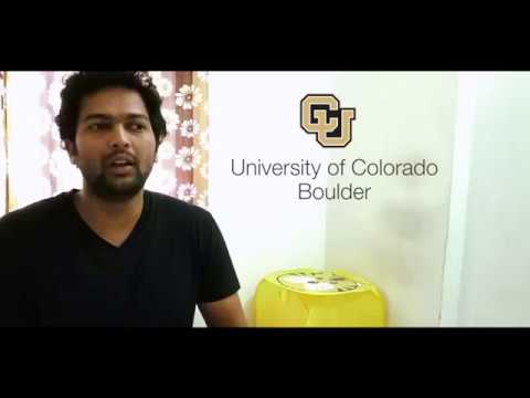 Amol Nikam | MS in Telecommunications at University of Colorado Boulder | Indian student
