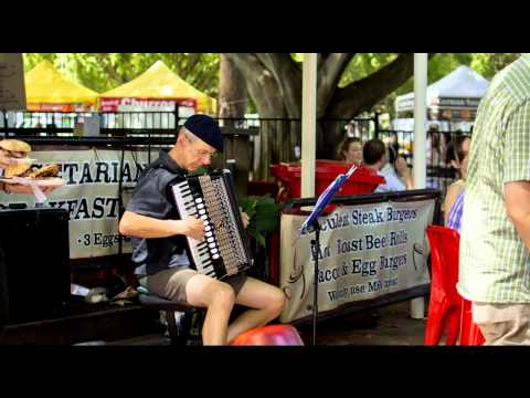 West End Market - Davies Park Market - Brisbane