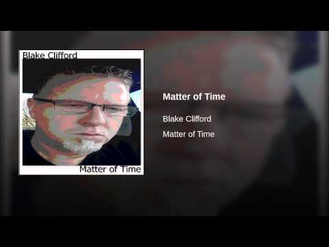 "Tune titled, ""Matter of Time"""