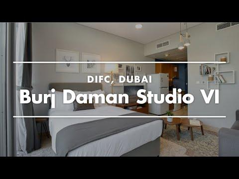 Dubai Apartment Tour | Furnished Apartment In DIFC, Dubai