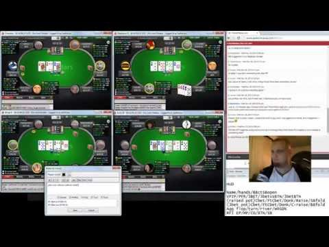 PLO25 - Omaha Poker Training with Kyyberi 26.11. 2014