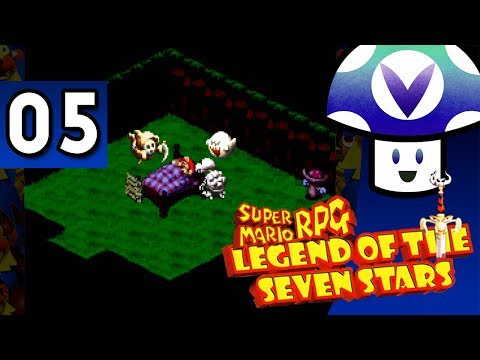 [Vinesauce] Vinny - Super Mario RPG: Legend of the Seven Stars (part 5)