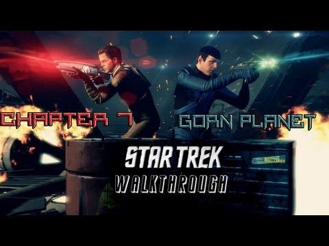 Star Trek The Video Game Walkthrough - Chapter 7 - Gorn Planet - Part 3