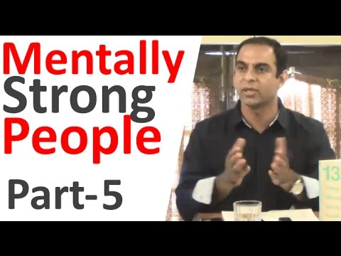 Mentally Strong People: They Don't Waste Energy On Things  | Part-5