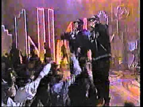 EPMD- Gold Digger- LIVE Soul Train