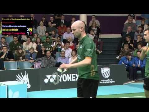 Match Night 5 - Chris Adcock and Robert Blair win on Power Play point