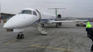 Перелет Белгород - Санкт-Петербург на Embraer ERJ-145 Комиавиатранс