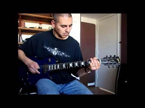 115 Elena Siegman, Call of Duty : Black Ops Guitar Cover
