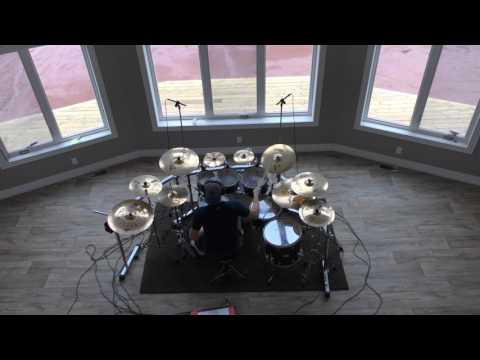 Vanilla Sky - Umbrella - Drum Cover by Collin Rayner