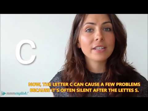 Silent letters   Part 1