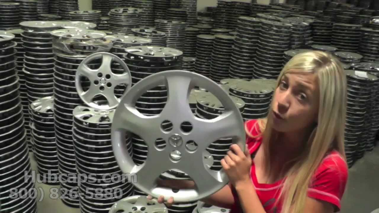 Buyer beware toyota corolla hub caps center caps wheel covers youtube