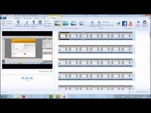 Movie Maker - Como Colocar Música em um Vídeo
