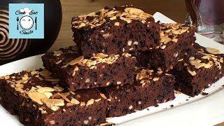 Шоколадные брауни. Шоколадный десерт