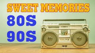 Sweet Memories Love Song 80's 90's - Nostalgia Lagu Barat 80 90an