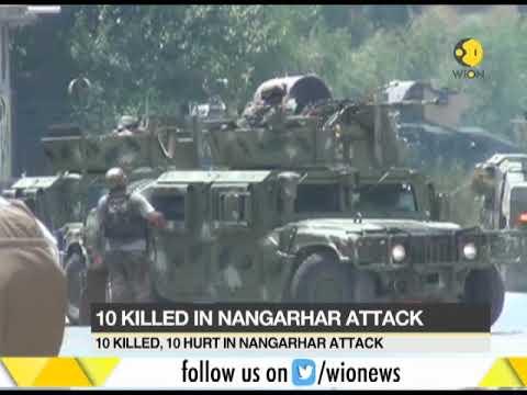 10 killed in Nangarhar attack: Gunmen targeted government building