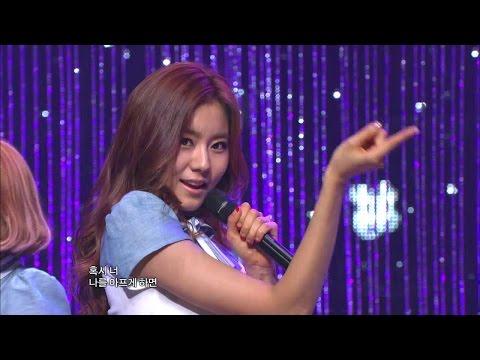 【TVPP】After School - Shampoo, 애프터스쿨 - 샴푸 @ Comeback Stage, Show Music Core Live