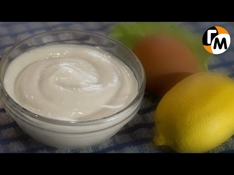 How to make Mayonnaise -- Hungry Man, Episode 17