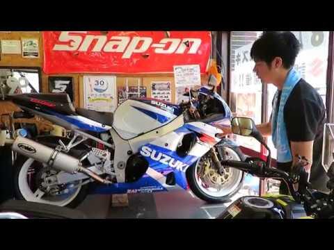 SUZUKI GSX-R1000 K2 極上中古車両入荷!山形県酒田市バイク屋 SUZUKI MOTORS