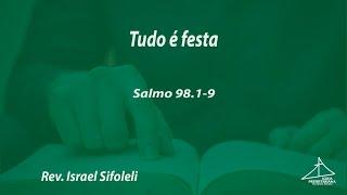 CULTO VESPETINO - 15/11/2020