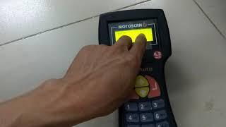 Kiểm tra lỗi xe SYM bằng máy MOTOSCAN  6.3