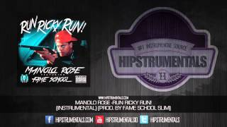 Manolo Rose - Run Ricky Run! [Instrumental] (Prod. By Fame School Slim) + DOWNLOAD LINK