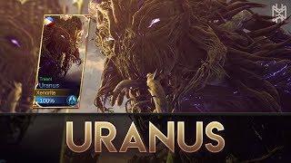 New Hero Uranus | Mobile Legends Trailer 【 FAN MADE 】
