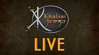 LIVE | Joojh Maro | Bhai Gurdev Singh Ji | Hazuri Ragi DarbarSahib | Shabad Gurbani | Kirtan |  | HD