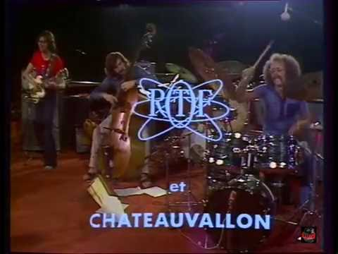 Allan Holdsworth with The Pat Smythe Trio - British Rail (Live video 1974)